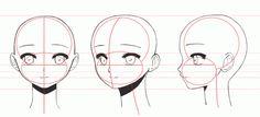 как рисовать аниме поэтапно - Поиск в Google