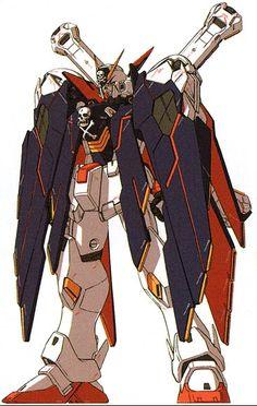 XM-X1 Crossbone Gundam X1 Full Cloth