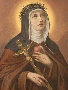 Mystics of the Church: St Veronica Giuliani -An extraordinary mystic