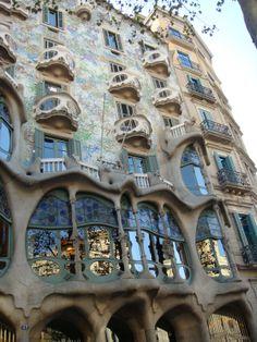 Antoni Gaudi work