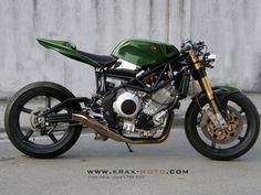 Krax Moto TRX 850 Concept.