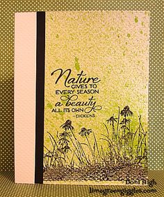 Nature by donidoodle - Cards and Paper Crafts at Splitcoaststampers