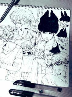 Manga Drawing, Manga Art, Anime Art, Arte Obscura, Art Poses, Art Reference Poses, Anime Sketch, Character Design Inspiration, Aesthetic Art