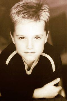 How cute is little Josh?