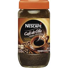 Nescafe Café De Olla Instant Coffee, Cinnamon, 3.5 Ounce >>> To view further for this article, visit the image link.
