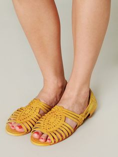 Coconuts by Matisse Deep Dyed Sandal at Free People Clothing Boutique