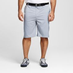 Men's Big & Tall Golf Short - C9 Champion - Concrete 48, Size: 50