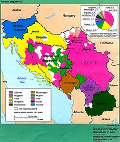 COUNTRIES CEASED TO EXIST IN 20th CENTURY <> PART 2 Yugoslavia, 1918 to 1992 <> A kind of democratic monarchy, it was annexed by Germany in WWII until Nazi Germany collapsed, which is when Josip Tito, leader of the partisan army during WWII, took over, creating a socialist Yugoslavia under his dictatorship in 1946. Yugoslavia remained socialist until 1992, when it split into Croatia, Bosnia, Slovenia, Serbia, Macedonia, and Montenegro.