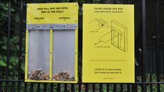 """""""Vote With Your Butt"""" Is A Brilliant Idea To Stop Litter"""