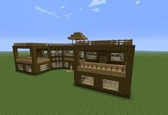 A nice, spacious house made for wood lovers. Rating out of 10: 8