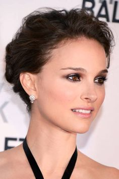 Natalie Portman// make-up//