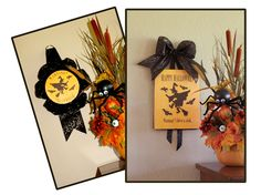 Make a quick and easy Halloween plaque with Smoothfoam and Craft Attitude film (free download!)