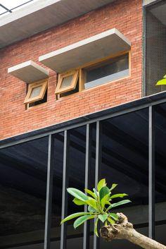 Galería de Hostal Bioclimático y biofílico / Andyrahman Architect - 9