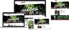 Hakanoa Handmade - Website Design by Forge Online