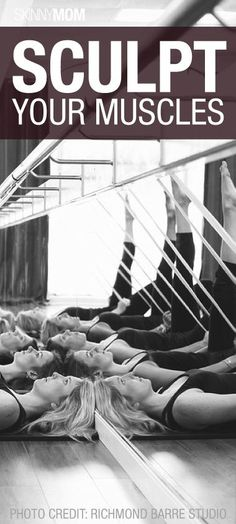 Tone your body with this barre workout!
