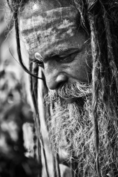 500px / Photo Volto da Sadhu by Daniela Calzolari