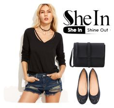 """""""#8/6 Shein"""" by ahmetovic-mirzeta ❤ liked on Polyvore"""