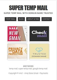 Supertempmail (supertempmail) on Pinterest