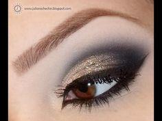 Distintas Formas de Aplicar la Sombra de Ojos - YouTube