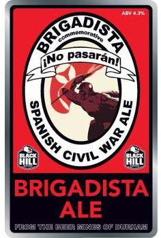 Brigadista Ale launch | International Brigade Memorial Trust