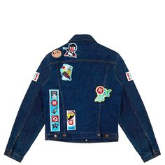 New Itchy Scratchy Patchy collection launches Saturday 27th May at Dover Street Market and on the DSML E-SHOP. @itchyscratchypatchy