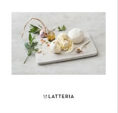 La Latteria offers high quality artisanal Italian cheeses, produced locally. Website: www.lalatteria.co.uk Email: info@lalatteria.co.uk