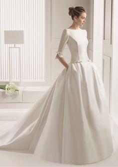 Rosa Clara wedding dress 2015