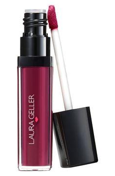 Laura Geller Beauty 'Luscious Lips' Liquid Lipstick in Chill Spice