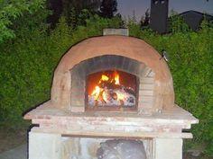 Como hacer un Horno a leña ! paso a paso, para pizzas - Taringa!
