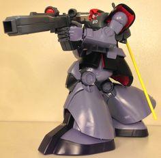Bandai MS-09R Rick-Dom MG - 1
