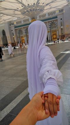 Go to the Nabawi Great Mosque