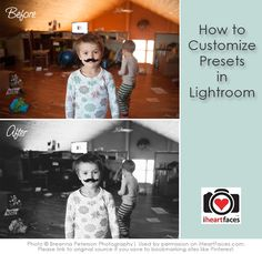Lightroom Presets | Lightroom Photo Editing Tutorial | Customizing Your Presets