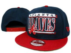 MLB Atlanta Braves Snapback Hat (3) , wholesale for sale  $5.9 - www.hatsmalls.com