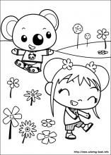 Ni Hao Kai-Lan coloring picture | Pic ideas | Pinterest