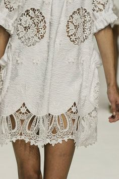 gipsy hippie white dress