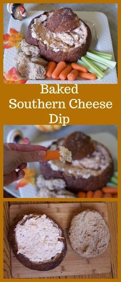 Baked southern dip, best warm cheese dip recipe appetizer that you can make ahead. Best Appetizer Recipes, Cheese Dip Recipes, Quick Appetizers, Appetizers For Party, Dessert Recipes, Best Cheese, Game Day Food, Perfect Food, Yummy Cakes