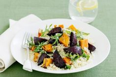 Roasted+Beetroot,+Sweet+Potato+and+Couscous+Salad+by+Taste.Com.Au.+Six+of+the+best?+Try+this+fast,+fresh+and+fabulous+dish+and+see+for+yourself!