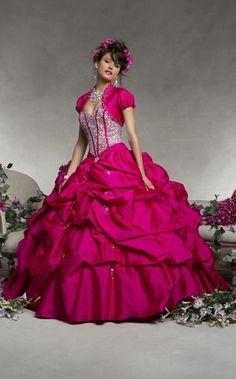 NewYorkDress Blog // Quinceañera Dresses // Click through for more! // Dress: #MoriLee 88064