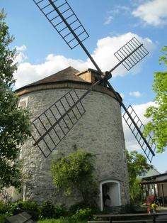 Česko, Rudice - Nejznámější větrní mlýn Moravského krasu