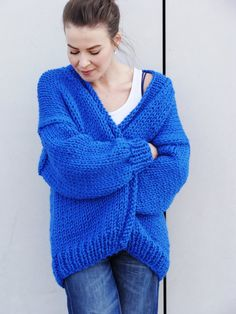 Gilet Knitting Modèles Femme Diy Phildar Modèle Oversize Pwq8xBpnv