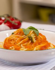 Sizilianische Tomatensoße - für echte italienische Pasta