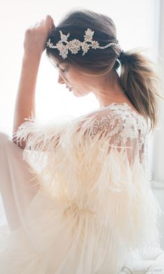 Jannie Baltzer 2016 Bridal Accessories