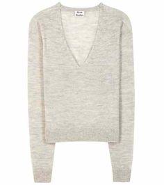Acne Studios   Rhea alpaca and wool sweater    $170 at 50% off   mytheresa.com
