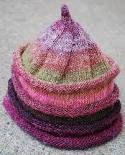 elle tricote