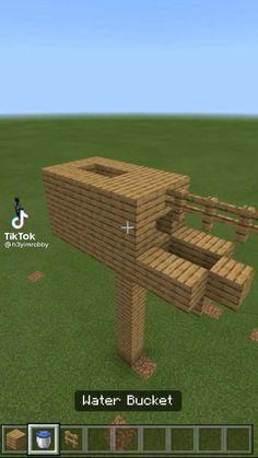 Minecraft Earth, Minecraft Redstone, Minecraft Plans, Minecraft Videos, Minecraft Blueprints, Ideas For Minecraft, Minecraft Memes, Minecraft Stuff, Minecraft Mansion