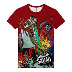 awesome T-shirt El Diablo Suicide Squad DC Movie 2016 Lazarus Lane Merch Loot  -   #amazon #Apparels #australia #boy #buy #ebay #Female #girls #india #kids #loot #Male #merch #merchandise #purchase #shirts #t-shirts #ukMerch