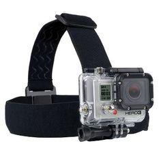 GoPro® Head Strap Mount