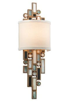 Corbett Lighting 150-11 Dolcetti Transitional Wall Sconce
