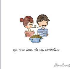 Nosso amor...
