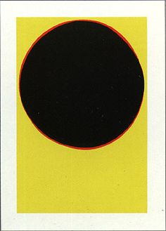 Black Sun by Terry Frost RA